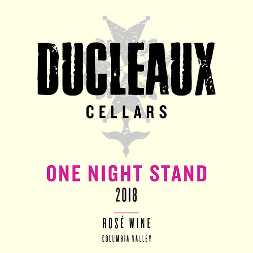 Ducleaux Cellars 2018 One Night Stand