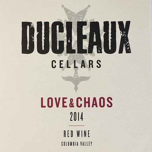 Ducleaux Cellars 2014 Love & Chaos