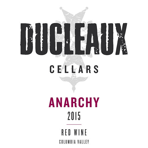 2015 Ducleaux Cellars Anarchy