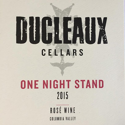 Ducleaux Cellars 2015 One Night Stand