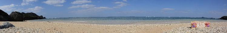 石垣島のプライベートビーチ独占