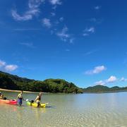 石垣島 川平湾カヤック&シュノーケル