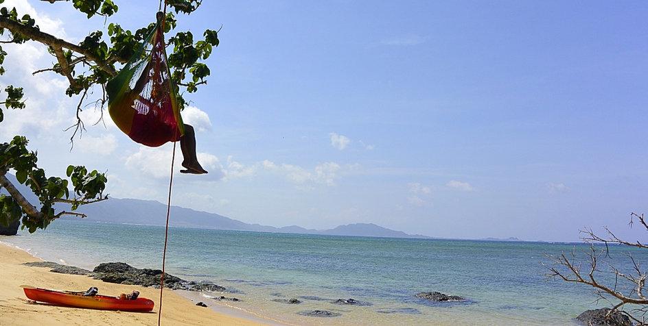 石垣島でカヌーとハンモックでゆったり島時間
