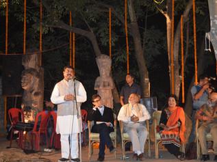 Minister of Petroleum & Natural Gas, Shri Dharmendra Pradhan addressing at the 11th Film Festival