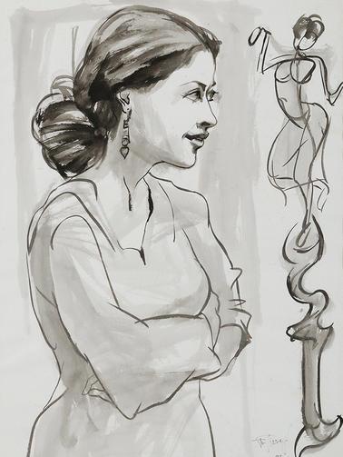 Sharmistha Mukherjee, Dancer