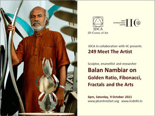 Monthly Meet the Artist