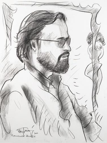 Rameshwar Broota, Artist