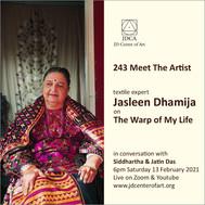 243 Meet the Artist