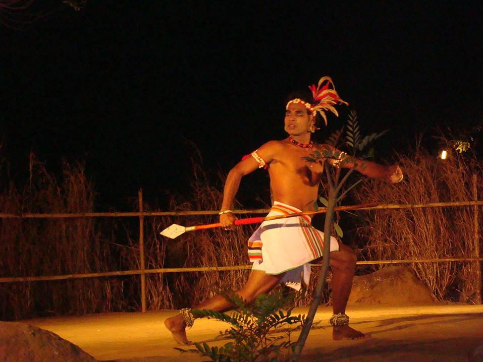 Tribal Dance Performance