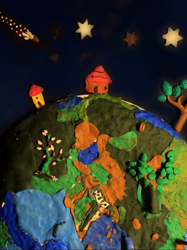 Planeta Terra Celebrari- Planet Earth Celebrates