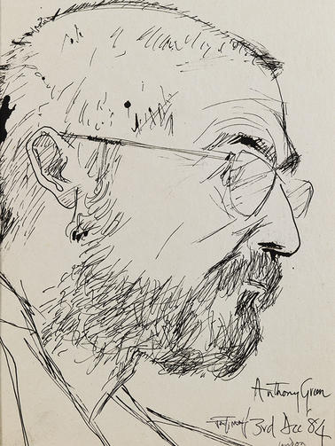 Anthony Green, Artist, London