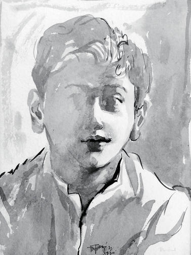 Babul (Siddhartha Das), My Son