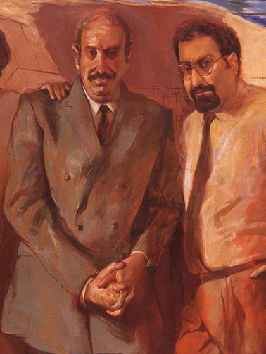 Gopal, Sushil, and Deepak Ansal