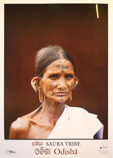 Saura Tribe, Odisha