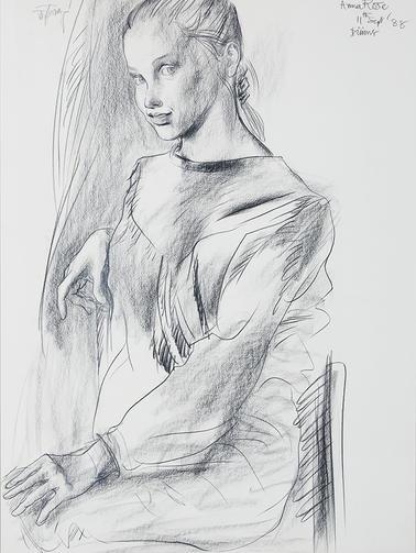 Anna Rosa, Violinist, Germany