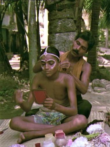 Sakhi Pila (Boy Odissi Dancer)
