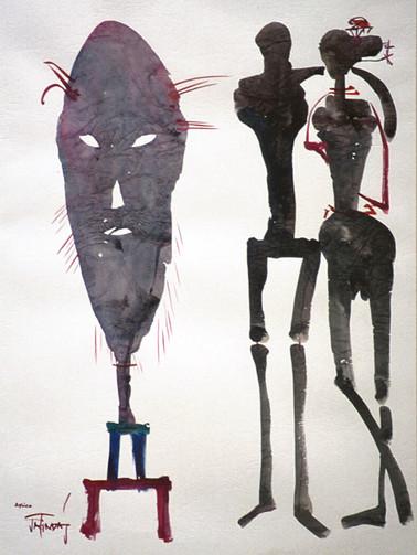 Couple & Totem