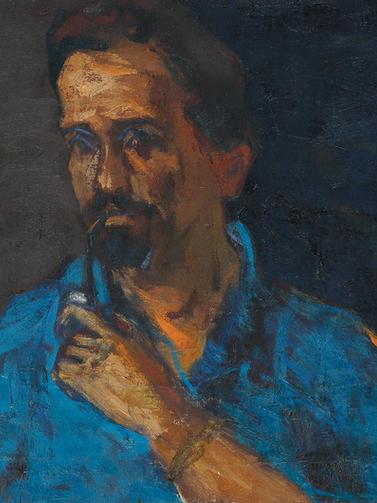 Laxman Pai,  Artist