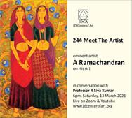 244 Meet the Artist