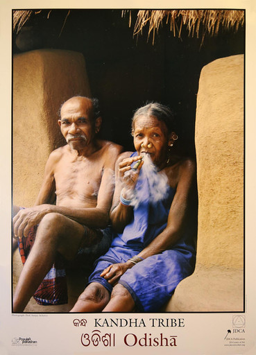Kandha Tribe Odisha