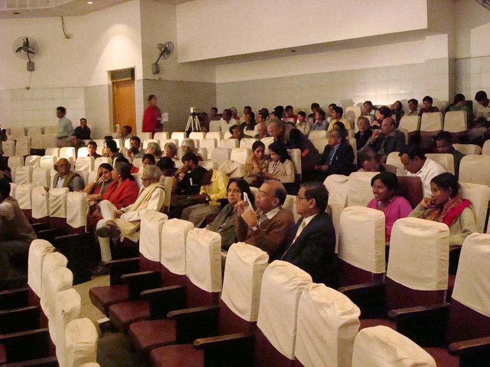 Audience at IDCOL Auditorium