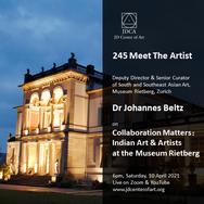 245 Meet the Artist