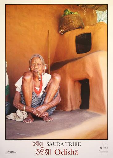 Saura Tribe Odisha