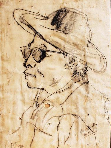 Ramkinkar Baij, Painter, Sculptor