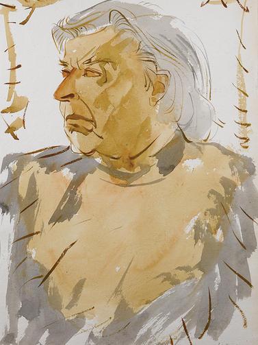 Krishen Khanna, Artist