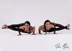 Eight-angle poses