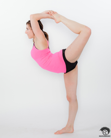 Dancer pose variation