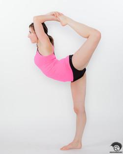 Dancer pose variation