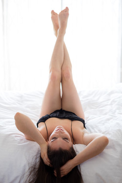Laydown on bed