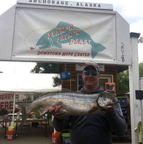 2018 King Salmon Derby entrant