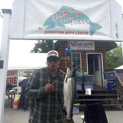 Anchorage King Salmon Derby 2018 Contest