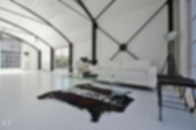 The White Studio - Interior