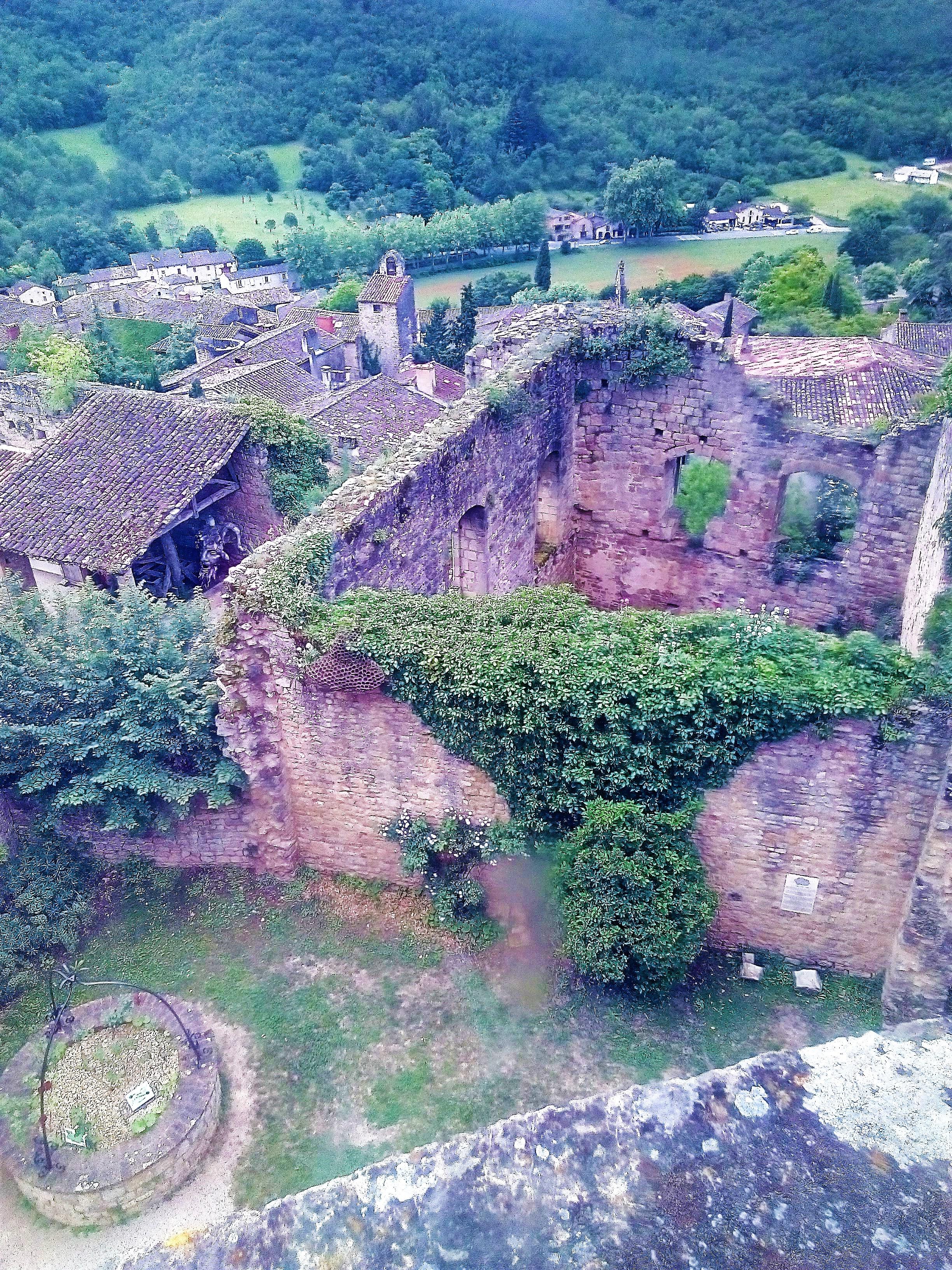 Chateau de Bruniquel
