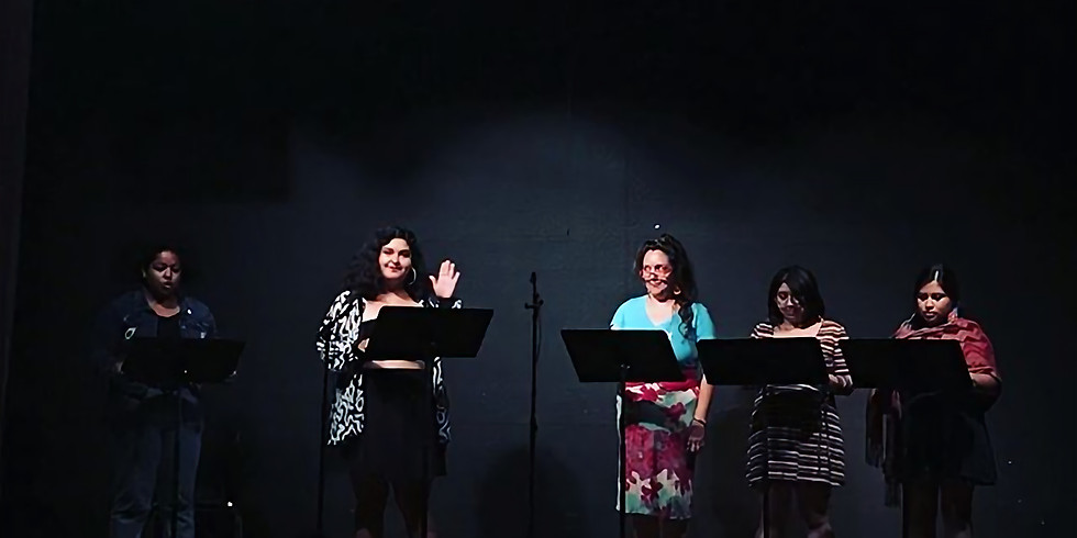 Fuego! A Staged Reading of Recent Works by Breath of Fire Latina Theater Ensemble