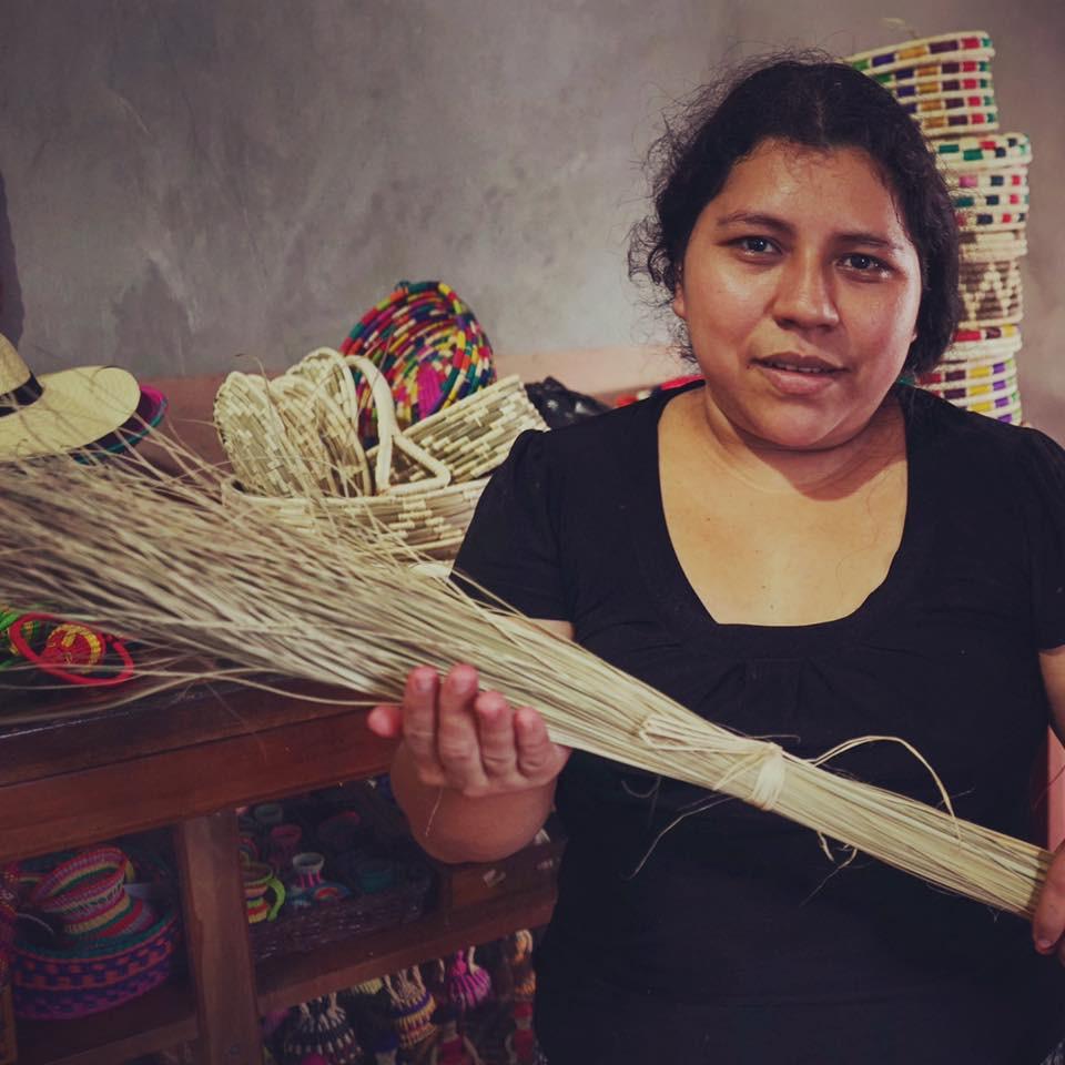 Basket Weavers Honduras