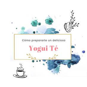 Cómo preparar Yogui Té