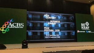 ACBS at Indonesia 2019 - Film Festival