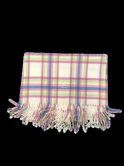 Tweedmill baby blanket