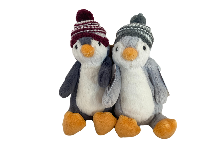 Bashful Penguin Bobble