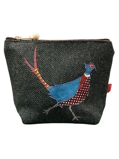 Pheasant Makeup Bags