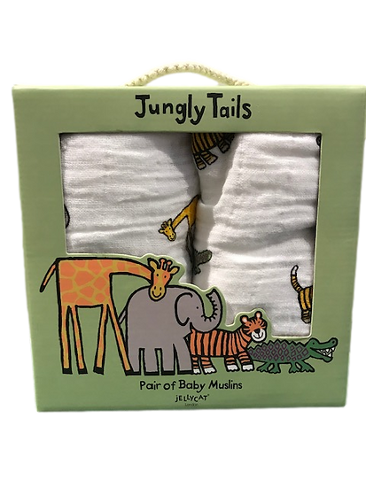 Jungly Tails Pair of Muslins