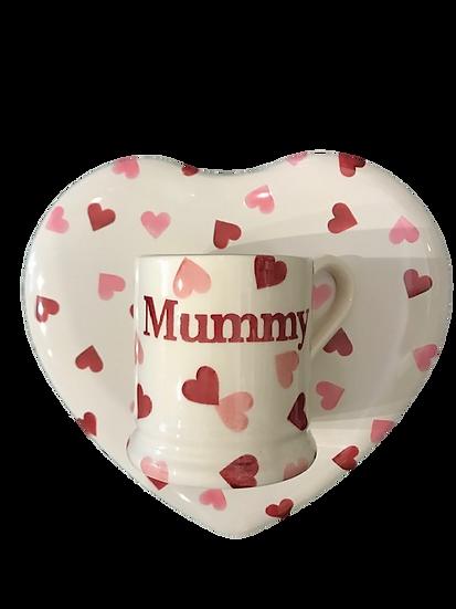Mum Mug & Heart Tin Bundle