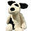 Thumbnail: Jellycat Bashful Black & Cream Puppy