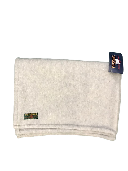 Grey children's blanket