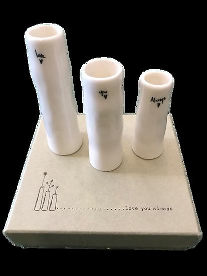 Small Vase Set