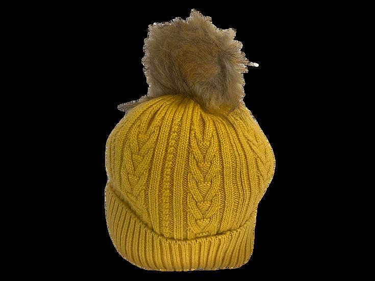 Warm Winter Bobble Hats
